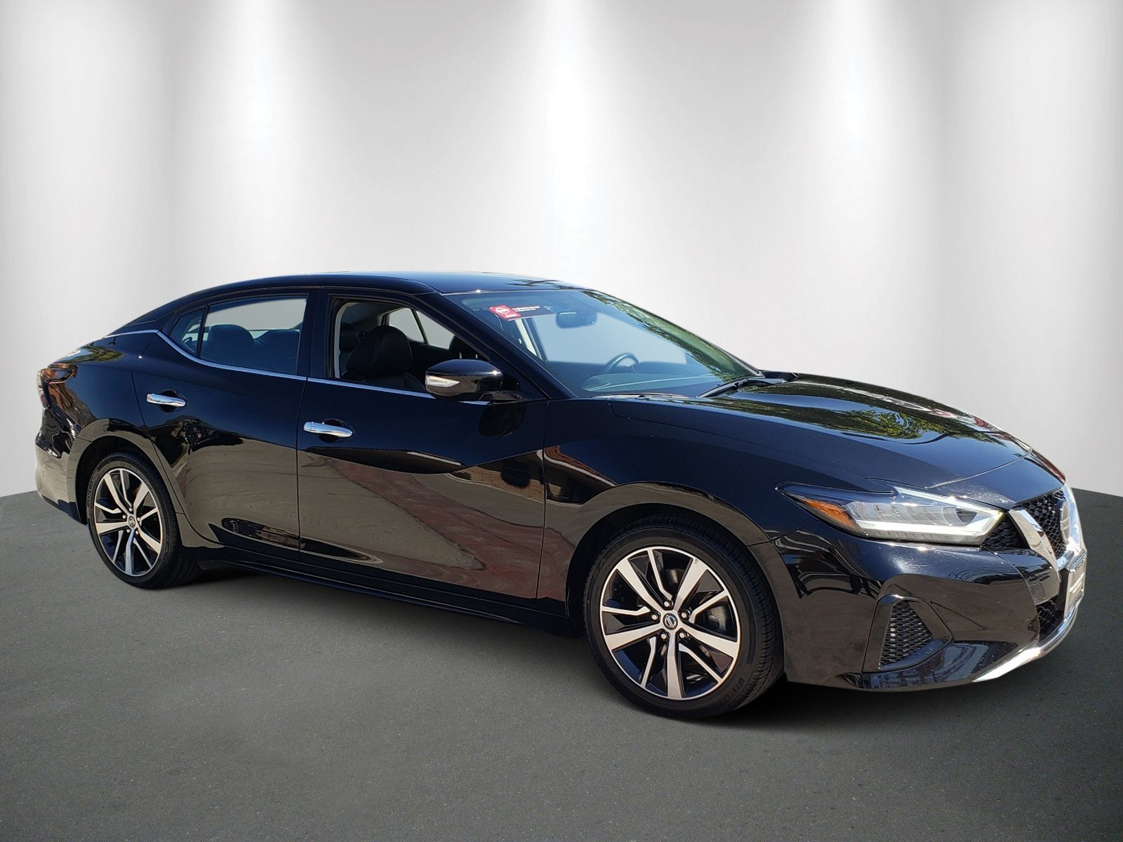Certified Pre-Owned 2019 Nissan Maxima SV