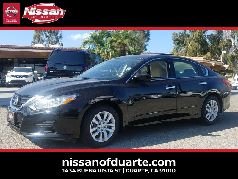 Pre Owned 2017 Nissan Altima 2 5 S Sedan
