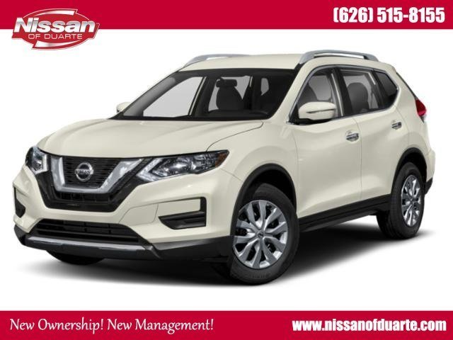 New 2019 Nissan Rogue SV w/ Premium Package