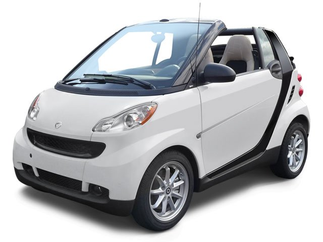 Pre-Owned 2009 smart fortwo