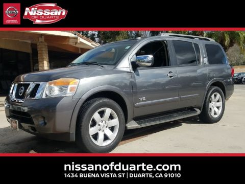 Pre-Owned 2008 NISSAN ARMADA 2WD 4DR LE