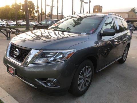 New 2015 Nissan Pathfinder S