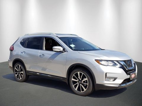New 2019 Nissan Rogue SL w/ Premium Package