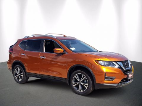 New 2020 Nissan Rogue SV w/ Premium Package FWD Sport Utility