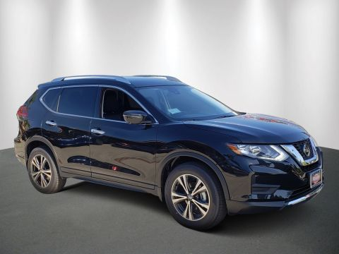 New 2020 Nissan Rogue SV w/ Premium Package
