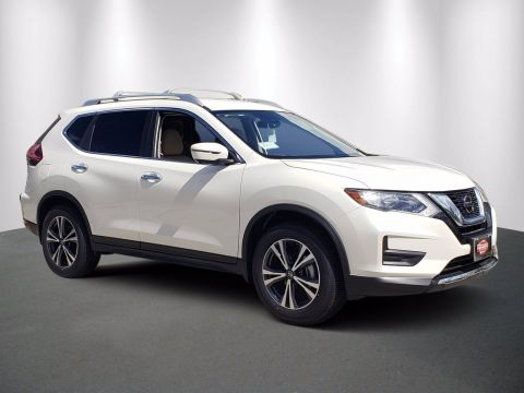 2020 Nissan Rogue SV w/ Premium Package